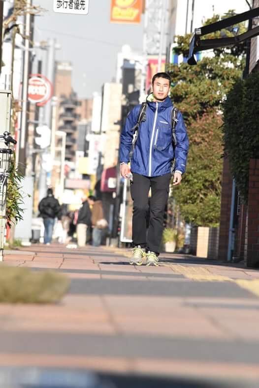 東海道 53 次 距離